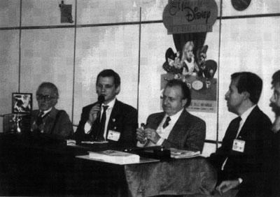 Giovan Battisca Carpi, Leonardo Gori, Romano Scarpa, Andrea Sani e Alberto Becattini.