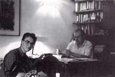 Claudio Piccinini e Romano Scarpa.