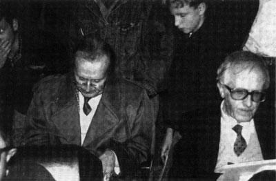 Romano Scarpa e Giovan Battista Carpi.