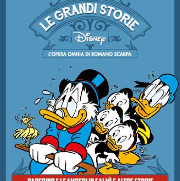 Le grandi storie Disney Vol. 1 – Paperino e i gamberi in salmì e altre storie
