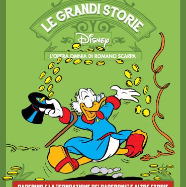 """Le grandi storie Disney Vol. 3 – Paperino e la """"Fondazione De' Paperoni"""""""
