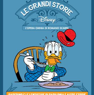 Le grandi storie Disney Vol. 5 – Paperino e le lenticchie di Babilonia