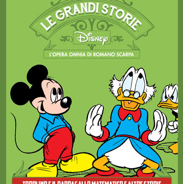 Le grandi storie Disney Vol. 7 – Topolino e il pappagallo matematico