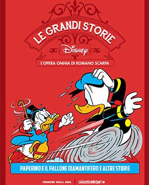 Le grandi storie Disney Vol. 10 – Paperino e il pallone diamantifero