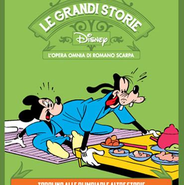 Le grandi storie Disney Vol. 11 – Topolino alle Olimpiadi