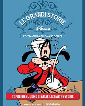 Le grandi storie Disney Vol. 9 – Topolino e l'uomo di Altacraz