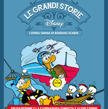 Le grandi storie Disney Vol. 13 – Zio Paperone e la sabbiatura funesta
