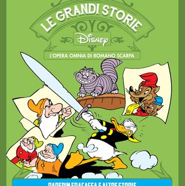 Le grandi storie Disney Vol. 15 – Paperin Fracassa