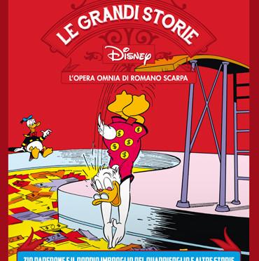 Le grandi storie Disney Vol. 18 – Zio Paperone e il doppio imbroglio del quadrifoglio