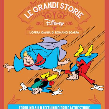 Le grandi storie Disney Vol. 20 – Topolino allo Zecchino d'oro