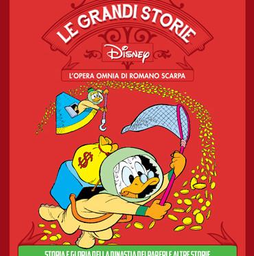 Le grandi storie Disney Vol. 22 – Storia e gloria della dinastia dei paperi