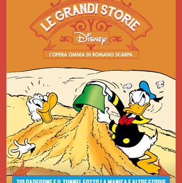 Le grandi storie Disney Vol. 24 – Zio Paperone e il tunnel sotto la Manica