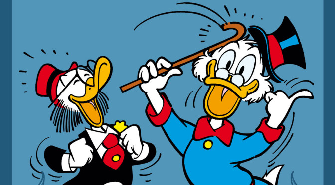 Le grandi storie Disney Vol. 25 – Zio Paperone e la grande caccia al tesoro