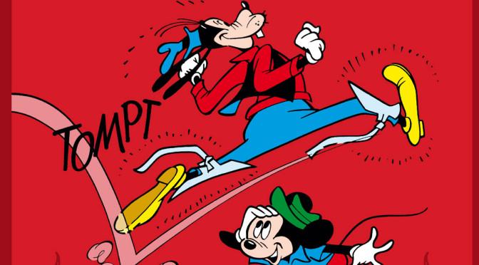 Le grandi storie Disney Vol. 26 – Pippo e i parastinchi di Olympia