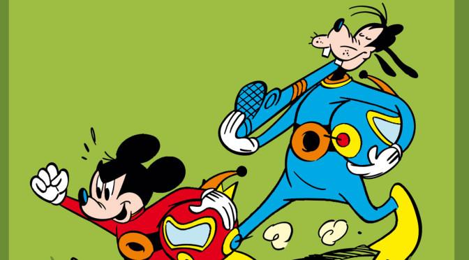 Le grandi storie Disney Vol. 27 – Topolino e l'avventura del pesce-robot