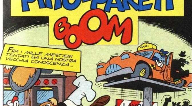 """Paperino e le """"pitto-pareti"""" boom sui Grandi Classici"""