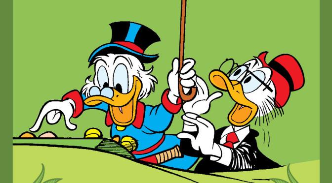 Le grandi storie Disney Vol. 31 – Zio Paperone e il viaggio nel Paese-che-non-c'è