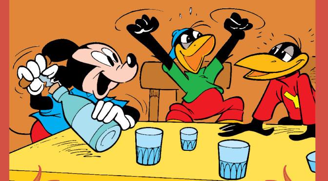 Le grandi storie Disney Vol. 32 – Topolino e il rampollo di Gancio