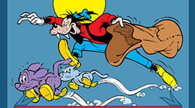 """Le grandi storie Disney Vol. 33 – Topolino e il """"Pippo-lupo"""""""