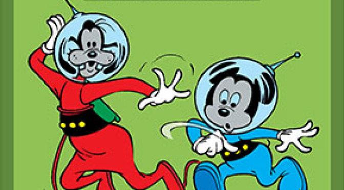 Le grandi storie Disney Vol. 35 – Topolino e gli Ufo-pirati di Topolunia