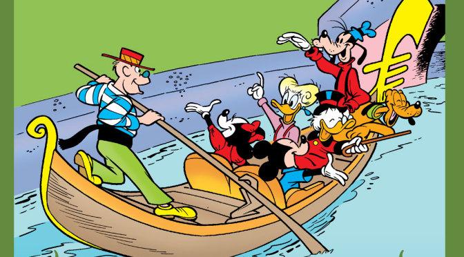Le grandi storie Disney Vol. 39 – Topolino e il ferro d'oro