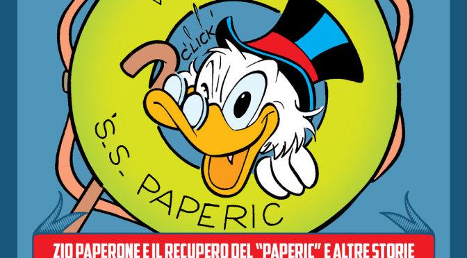 """Le grandi storie Disney Vol. 41 – Zio Paperone e il recupero del """"Paperic"""""""