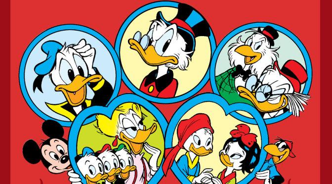 Le grandi storie Disney Vol. 42 – Paperolimpiadi
