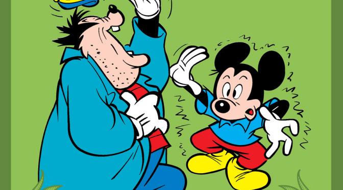 Le grandi storie Disney Vol. 43 – Topolino e l'enigma di Brigaboom