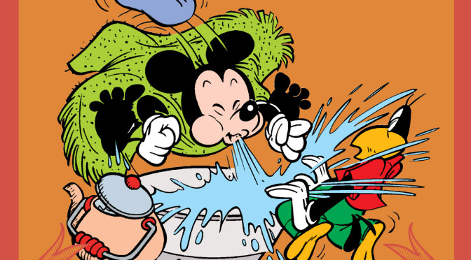 Le grandi storie Disney Vol. 44 – Topolino e la banda dello sternuto
