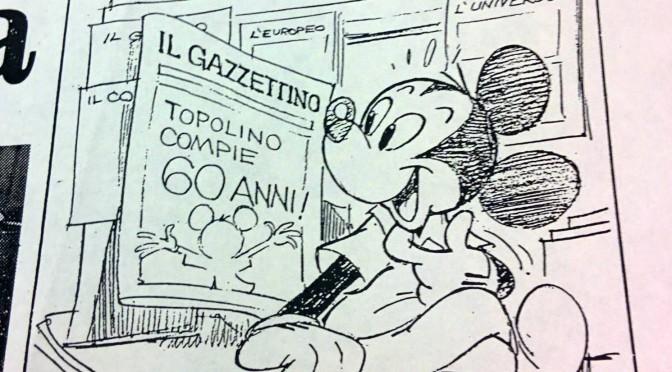 Romano Scarpa su Il Gazzettino, 1988