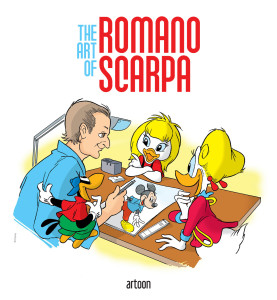 The Art of Romano Scarpa