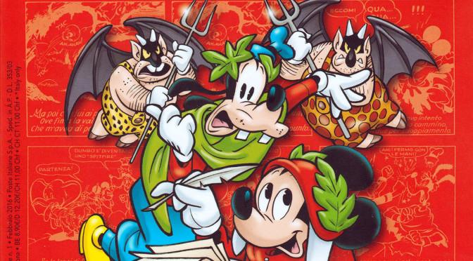 """""""Pippo contro Pippo"""" sui Grandi Classici Disney n. 1"""