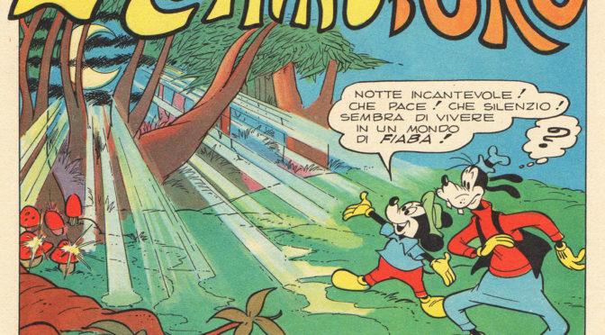 Topolino allo Zecchino d'Oro su I migliori anni Disney