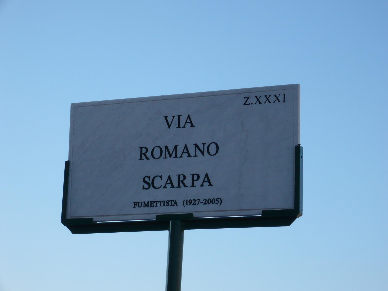 Via Romano Scarpa