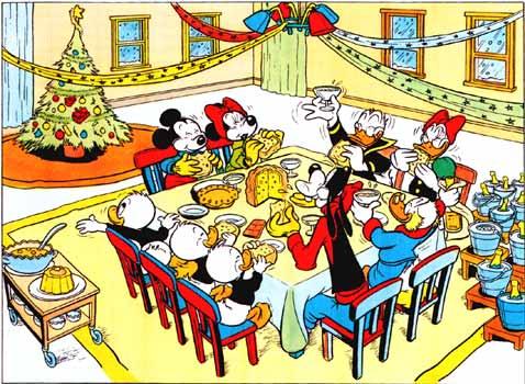 Topolino e le delizie natalizie